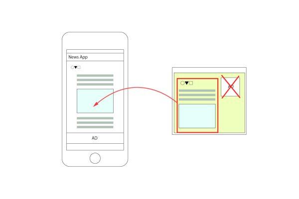 ニュースアプリに取り上げられることのデメリット