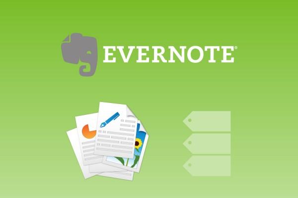 ひと工夫で情報を取り出しやすく!Evernoteのノートの整理方法(タグ編)