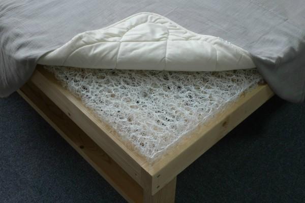 夏でも快適なベッドとマットレスの組み合わせ