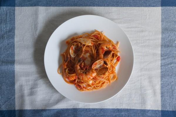 簡単においしいパスタを作るコツ(トマトソース系編)