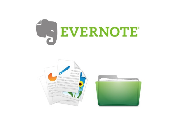 How to organize evernote with simple way by using notebook