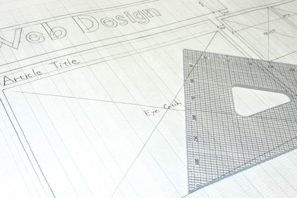 Webデザインスケッチシート